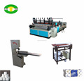 Small type toilet paper making machine production line