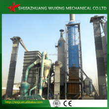 gypsum powder plant machines