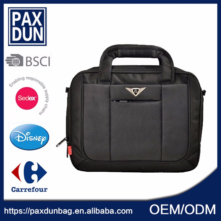 China best sell Unique Top Level Traditional Laptop Briefcase