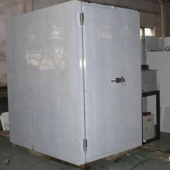 IQF shock freezer for meat