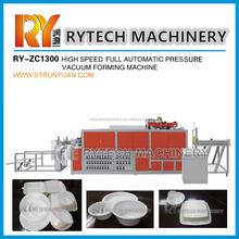 PS Foam Food Container Making Machine Plate and Fast Food Boxes Forming Machine