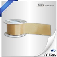Free sample silk plaster perforated / surgical silk tape wholesale new product