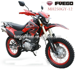 2015 MH250GY-12 (new) high quality, 250cc motorcycles dirt bike,hot sale dirt bike motorcycles.