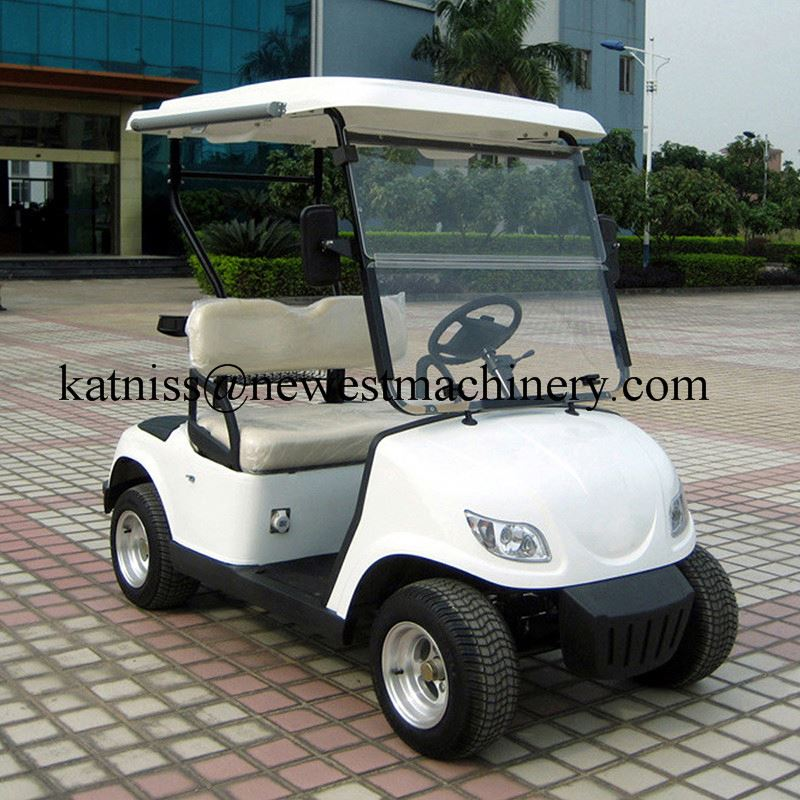 China club car golf cart with 2 seat/electric retro car/6 passenger golf cart for sale