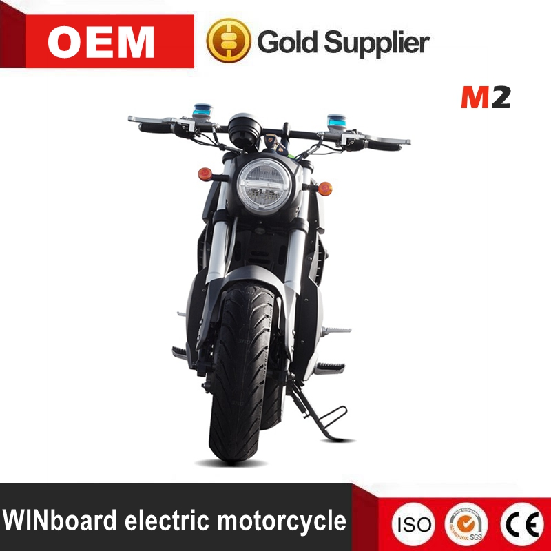WINboard 2000W 3000W 72V waterproof frame hydraulic brake distance 110km electric off road motorcycle for sale