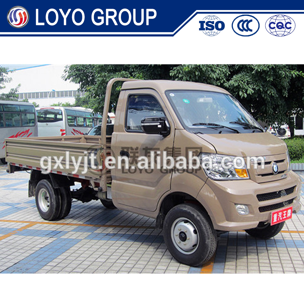 Sinotruk CDW 4x2 Mini Cargo truck Chinese pickup truck low price for sale