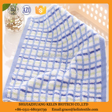 Best quality 100% cotton terry 30 grams 30x30cm hand towel