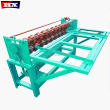simple color steel coil slitting strip machine