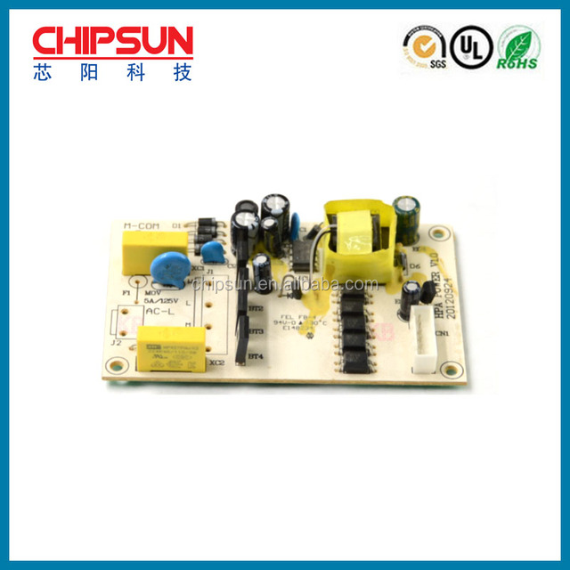 Professional Pcba manufacture Customized Air Purifier PCB Control Board Small Appliance Electronic Circuit Board