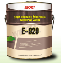 Polyurethane Waterproof Roofing coating high temperature water based paint