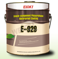 Single-part Environmental- Friendly Polyurethane Waterproof Roofing coating