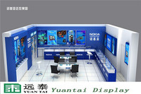 China manufacturer mobile phone store and exhibition display stand