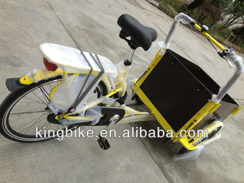 INDUSTRIAL BICYCLES HEAVY DUTY TRIKE/CARGO BIKE/CITY CYCLE tricycle