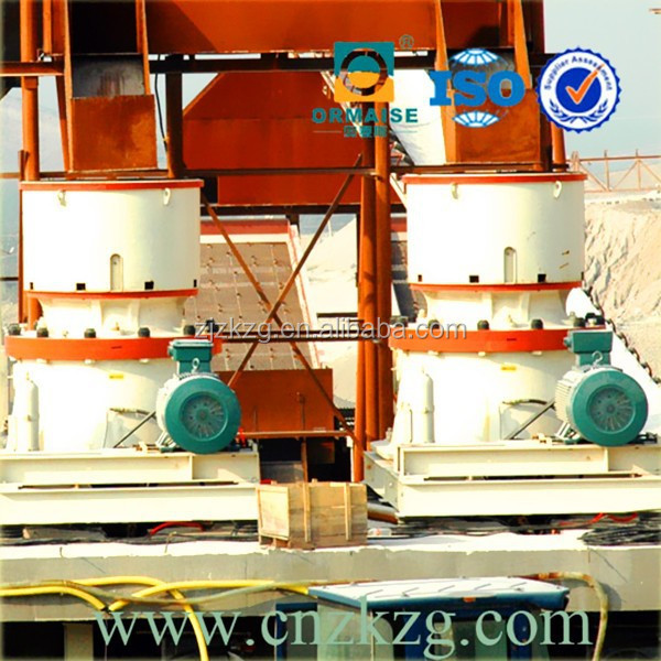 Professional Wholesaler Stone Crusher Machine, Trio Crusher, Cold Stone Machines