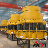 Shanghai DM cone stone crusher power for sale CE ISO