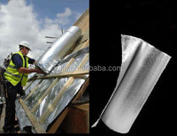 wall/roof covering insulation aluminum foil fiber glass fabric