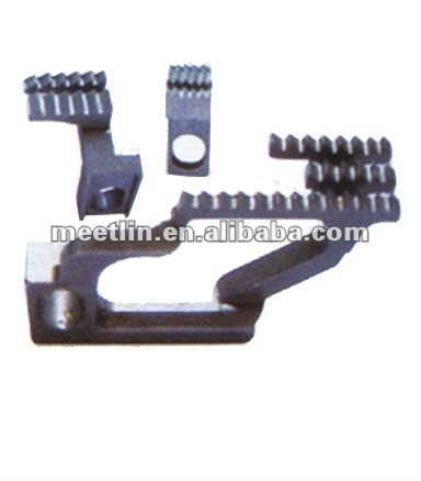 Feed dog of sewing machine parts