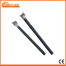 High purity reliable long operating life 1400C electric sic heaters rod