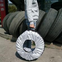 Multifunctional car tire covers bag/wheel spare tire cover for wholesaleswith free samples