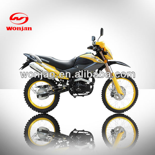 200cc cheap used dirt bikes/ kids dirt bikes for sale 200cc(WJ200GY-IV)