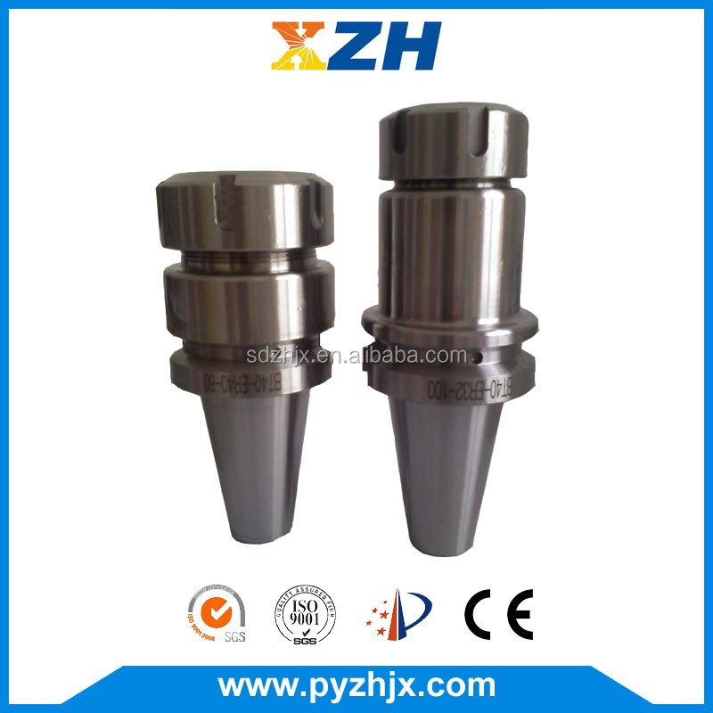 XZH brand High precision ER11/16/20/25/32 ER milling collet chucks
