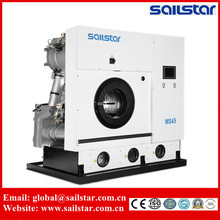 Industrial dry cleaning machine used for hotel / restaurant