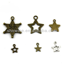jewelry accessory, different kinds of jewelry accessories, star accessory