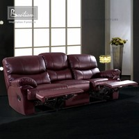 Moroccan sofa lazy sofa electric leather sofa recliner