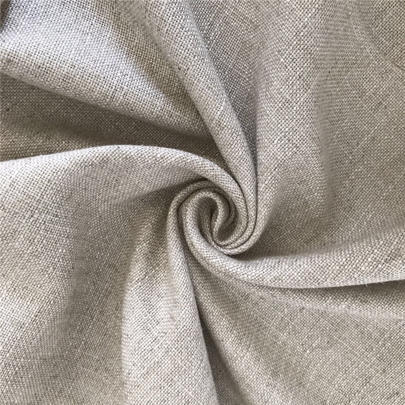 Supply of new linen fabrics home textiles