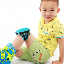 Professional sports knee brace protector knee pads for kids children bike knee support