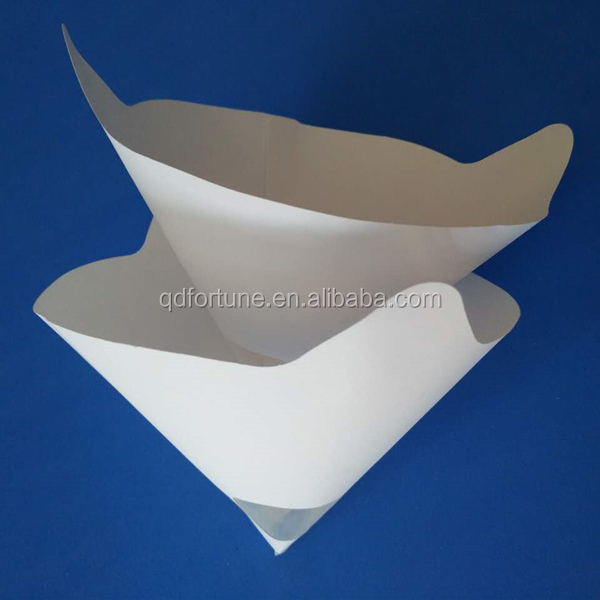 Disposable Car Use Paint Strainer/Paper Funnel/paper filter