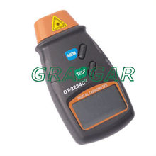 DT2234C High Quality LCD Digital Laser Tachometer