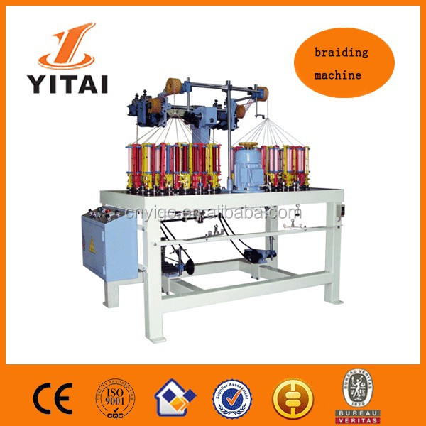 High Speed Shoe Laces Braiding Machine