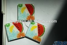 glass table mat coaster doily pad