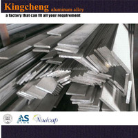 China lowest price 6061 aluminum flat bar for sale