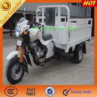 New style 150CC/175CC/200CC/250CC gasoline 3 wheel cargo truck motorized tricycle