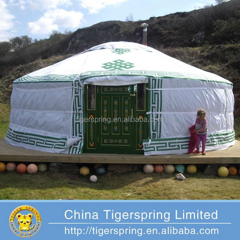 Traditional Chinese Mongolian Yurt Tent - Buy Mongolian Yurt TentWooden Frame YurtSteel Frame Yurt Tent Product on Alibaba.com & Traditional Chinese Mongolian Yurt Tent - Buy Mongolian Yurt Tent ...