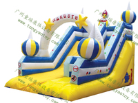 Tongyao Inflatable Bouncy Castle Outdoor Playground Inflatable Playground