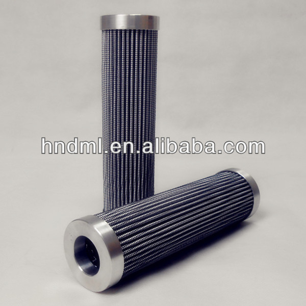 3 microns fiber glass of hydraulic oil filter element PI2108SM3
