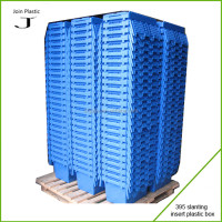 plastic boxes storage transparent nesting case