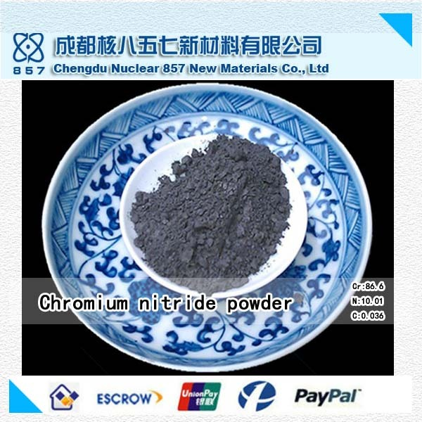 manufactured in china chromium nitride powder for industry