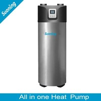 Low Operating Costs Bathroom Use All-in-one Water Heat Pump
