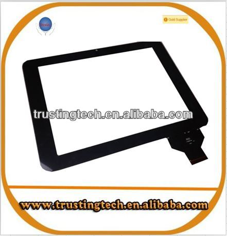 9.7inch ICOO D90PRO dual core touch screen QSD E-C97004-04
