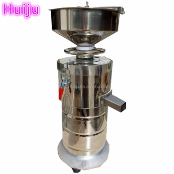 Automatic Tahini Making Peanut Butter Colloid Mill /sesame paste grinder