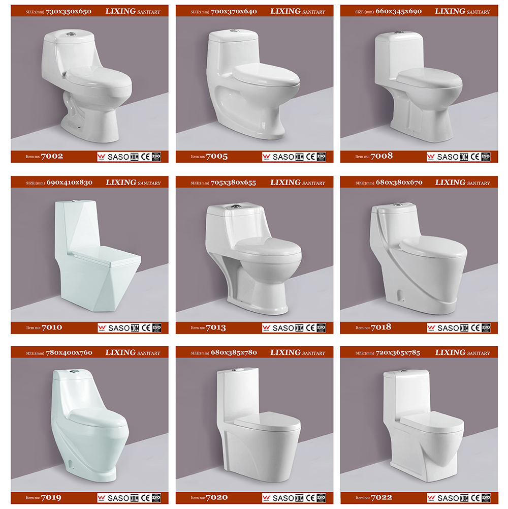 toilet seat washdown ceramic ware WC