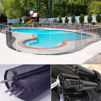 Hot Sale Security Used Ornamental Pool Fence