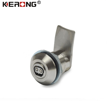 Intelligent cam key lock for phones charge cabinet