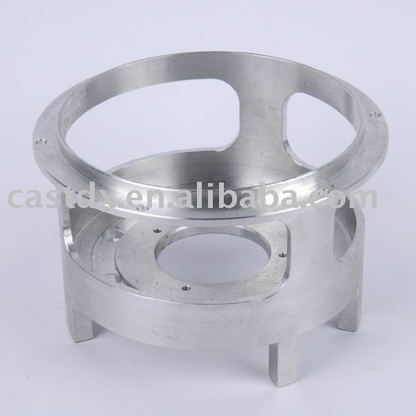 high quality aluminum machine part