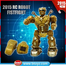 2015 New Product RC Fistfight Toys Robot