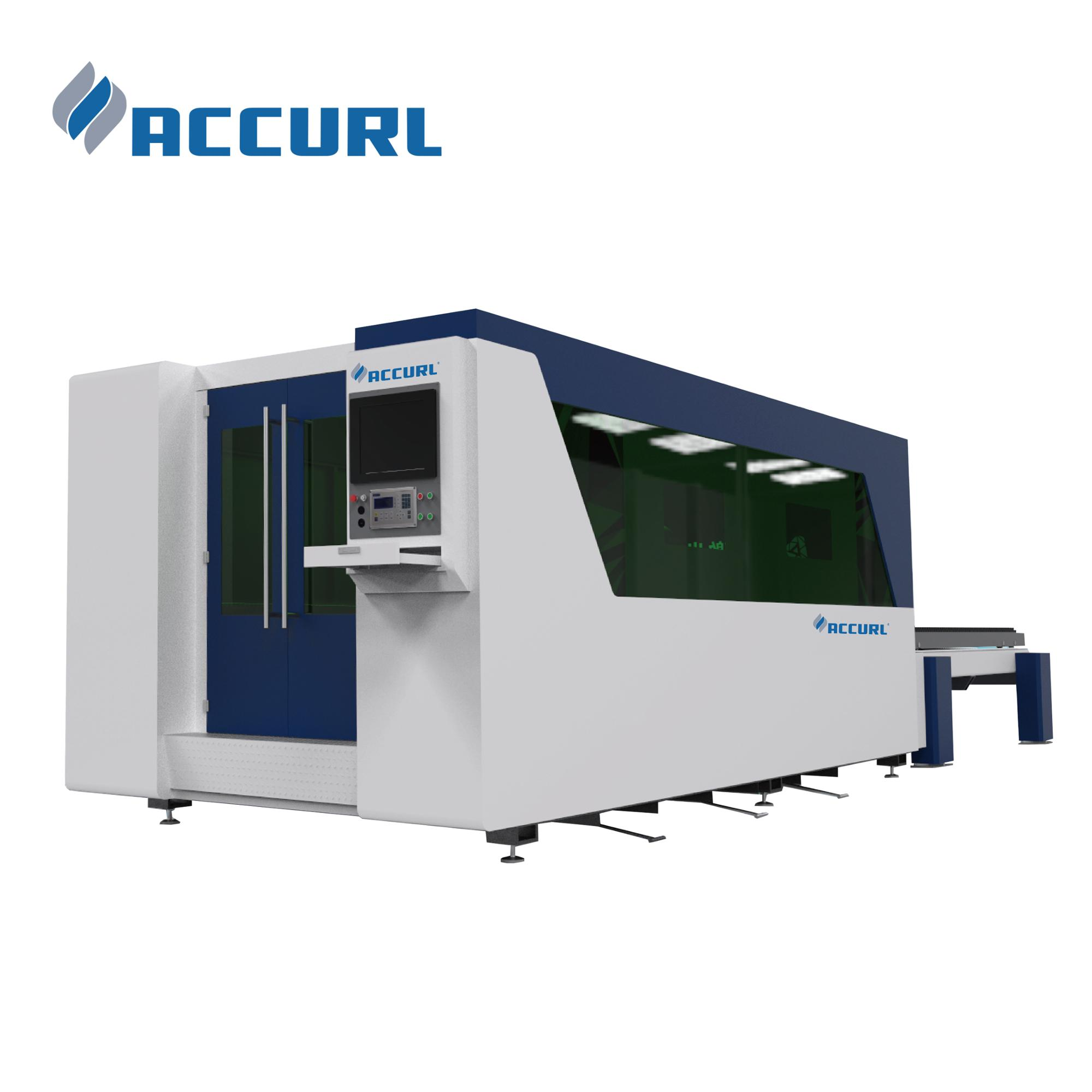 Hot Sale CNC Metal Fiber Laser Cutting Machine